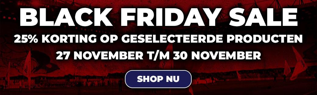 Black Friday weekend in de Fanstore @FC Twente