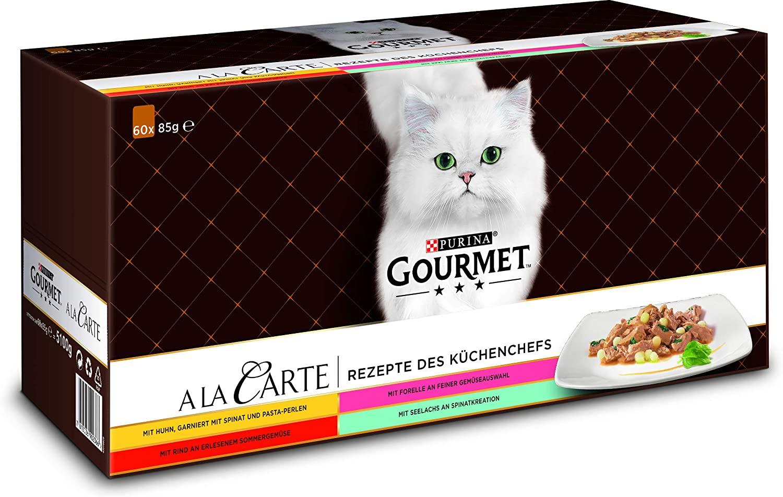 Purina Gourmet 60x85g