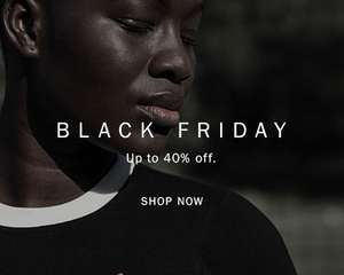 Black friday Tot 40% korting Bjorn Borg + 10 % extra