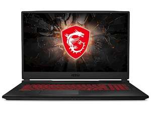 MSI Gaming laptop GL75 10SDR-271NL