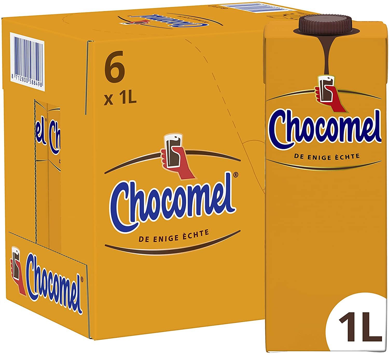 Chocomel 6 x 1 L