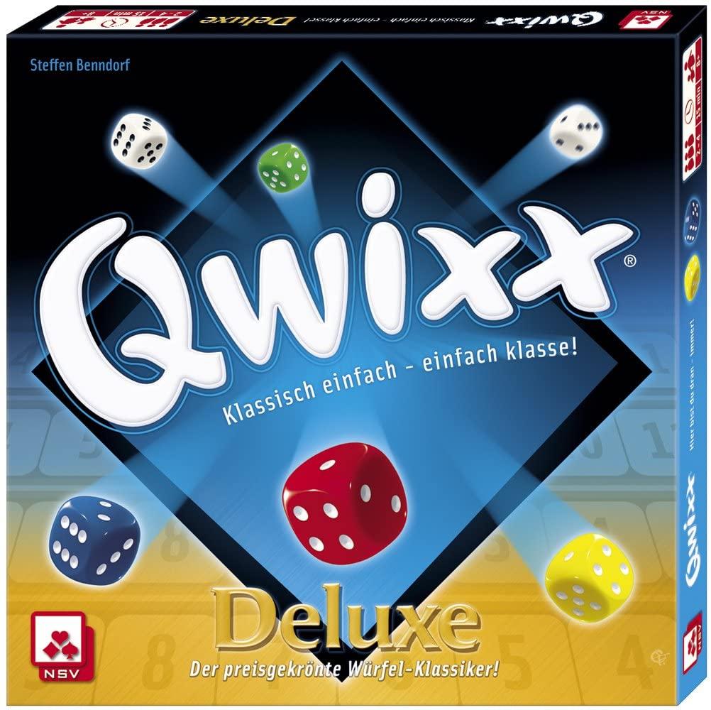 Qwixx Deluxe - Amazon.nl - Gratis verzending met Prime!