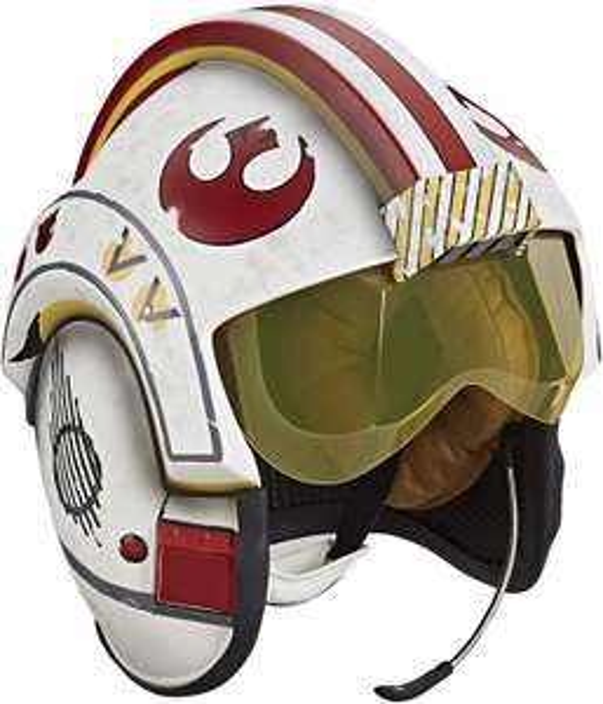 Star Wars E9 Luke Skywalker Xwing Helmet