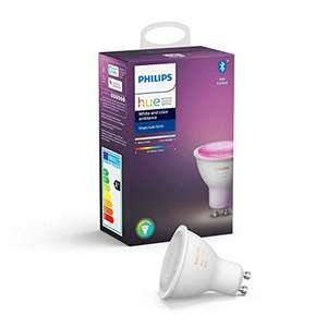 Philips Hue White and Color Ambiance - GU10 Single