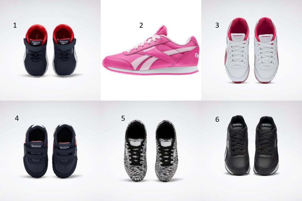 Reebok sneakers met 50% korting + 15% extra korting - v.a. €10,61