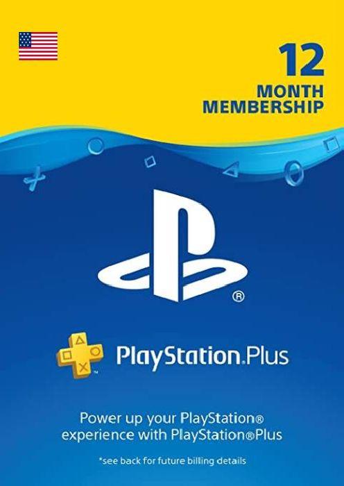 PlayStation Plus 12 maanden (USA Trick)