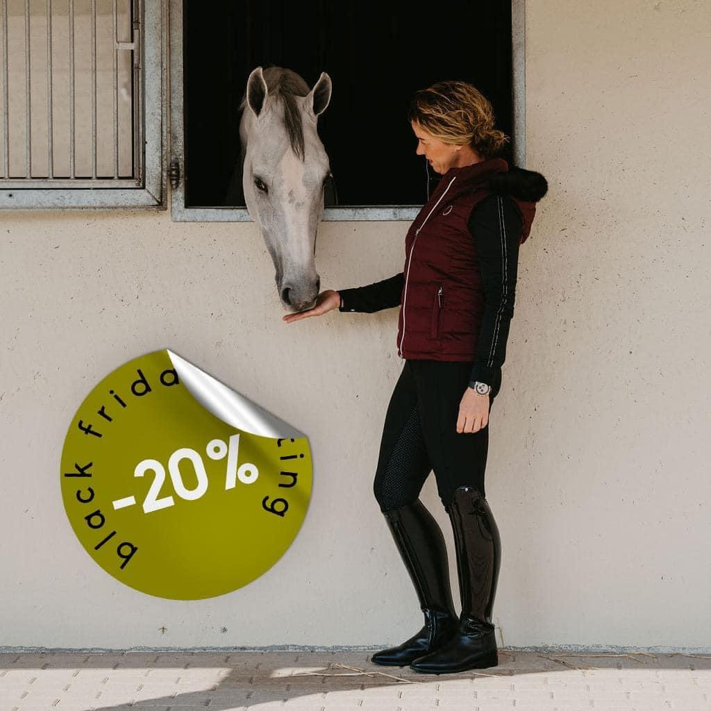 Zalda Ruitersport, tuin en dier 20% korting