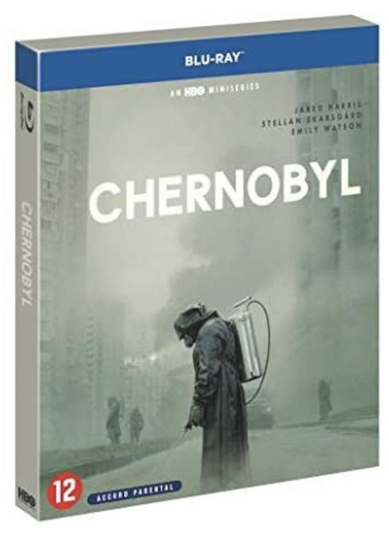 Chernobyl Blu-ray (Aanrader!!)