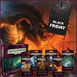 Arkham Horror LCG: The Forgotten Age Complete Campaign Bundle