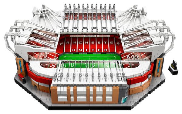 [LOKAAL] LEGO Creator Old Trafford - Manchester United (10272)