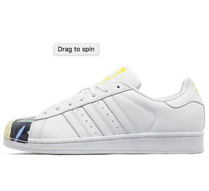 Adidas Originals Todd James Superstar Supershell voor €35 - maat 44 1/3 en 46
