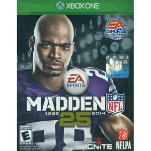 Madden NFL 25 (Xbox One) voor €13,84 @ Play-Asia