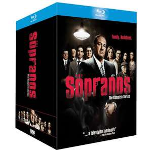The Sopranos - The Complete Collection - Blu-ray