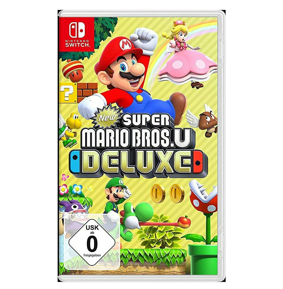 New Super Mario Bros U Deluxe voor Nintendo Switch