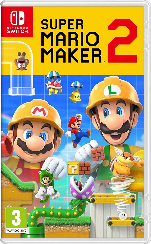 Super Mario Maker 2 (Nintendo Switch) @Amazon.nl