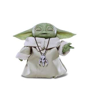 Baby Yoda Star Wars The Mandalorian - Animatronic Edition
