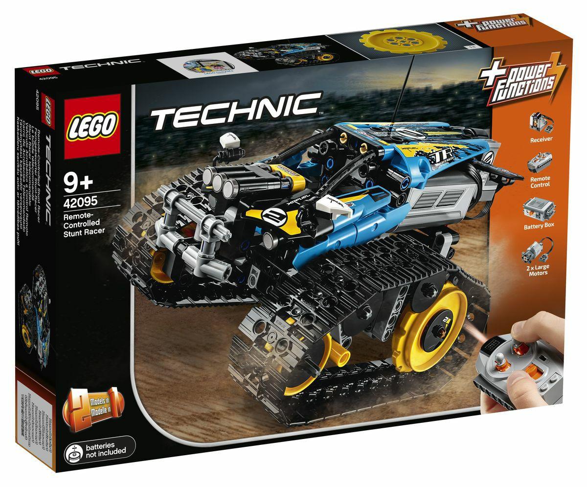 Lego RC stunt racer (Toychamp alleen ophalen in de winkel mogelijk)
