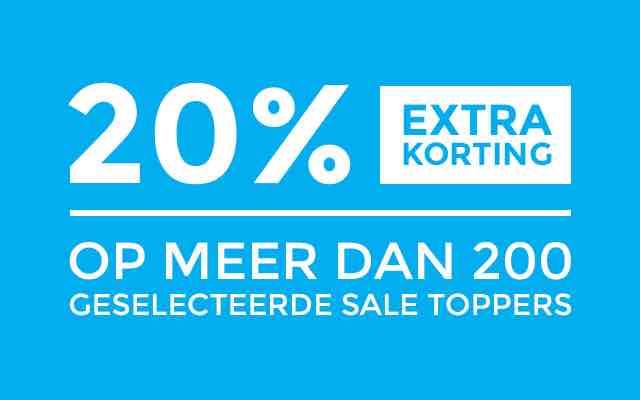 20% extra korting op sale @ Score.nl