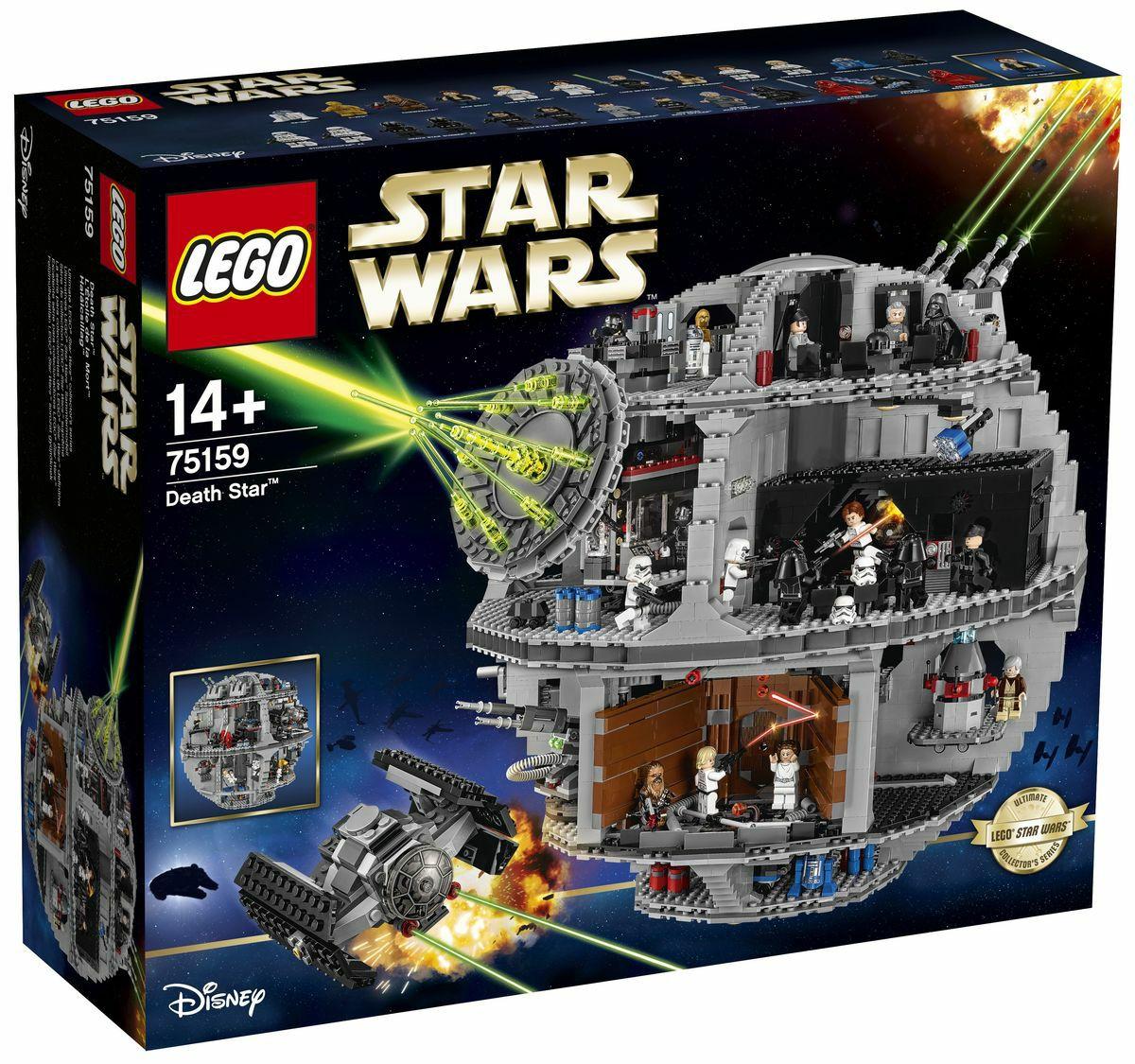 Lego Star Wars Death Star (Toychamp, alleen afhalen in de winkel)