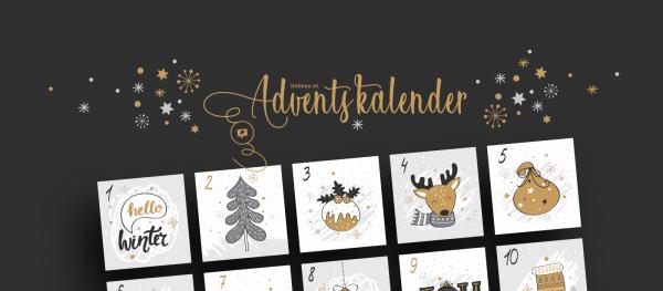 Hebban.nl adventskalender met gratis ebooks