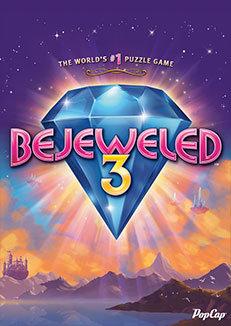 Game Bejeweled 3 tijdelijk gratis @ Origin