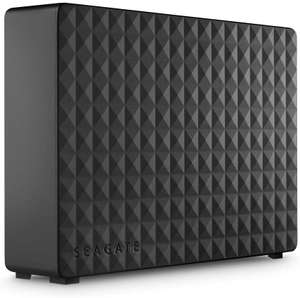 Seagate Expansion Desktop 6 TB externe HDD-schijf – USB3.0 (STEB6000403)