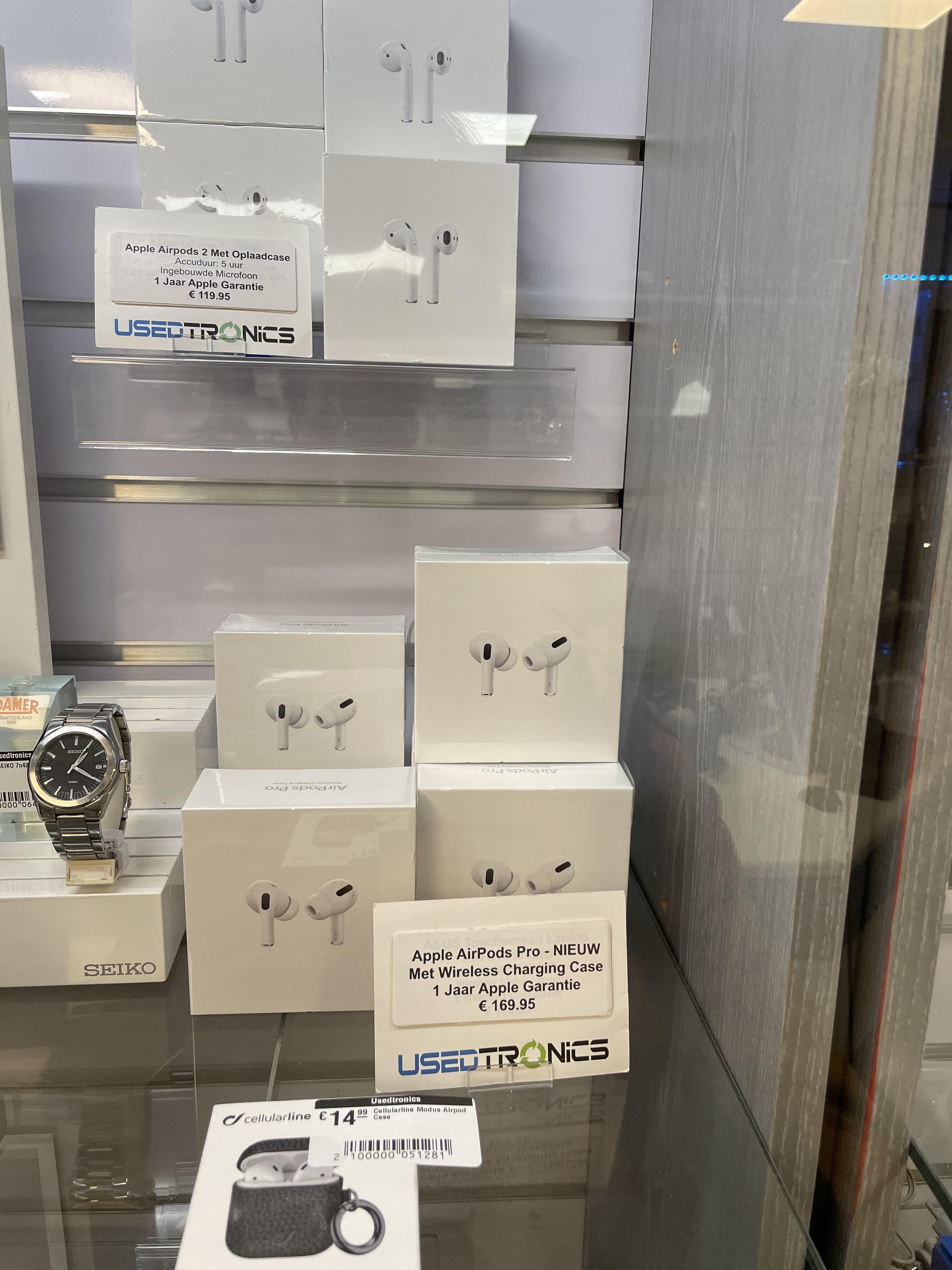 Apple Airpods Pro [lokaal usedtronics leeuwarden]