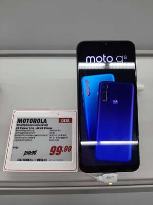 Motorola G8 power lite / only in store