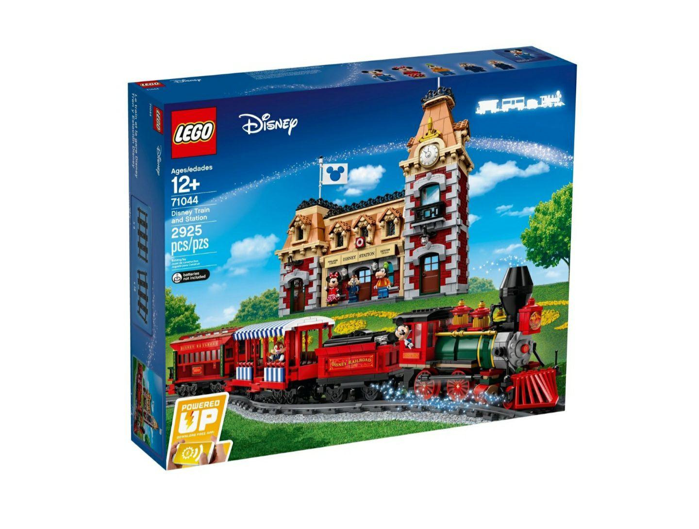 In store purchase! LEGO Disney Trein en station (71044)