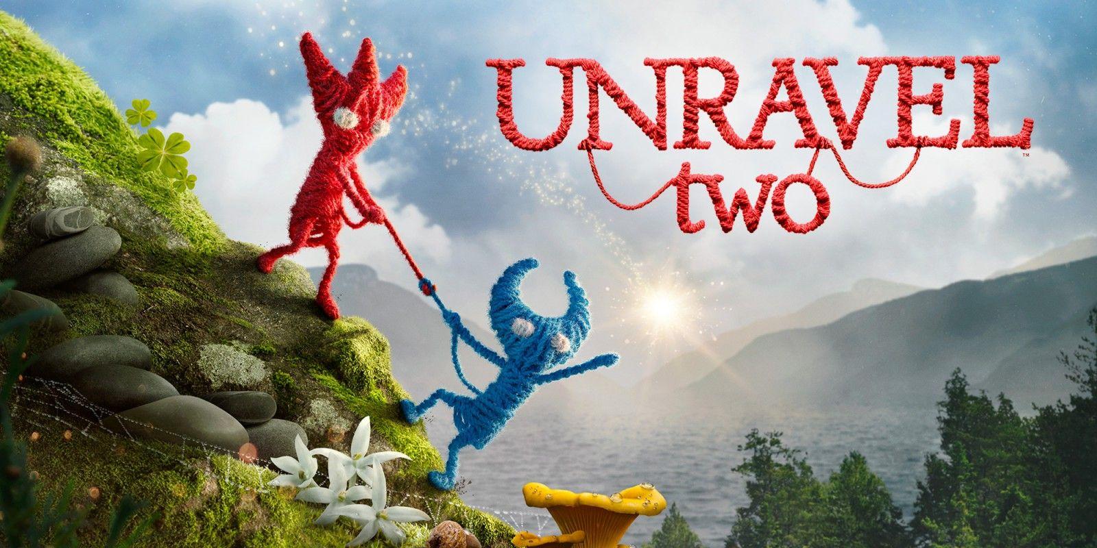 Digitale versie Unravel Two voor Nintendo Switch