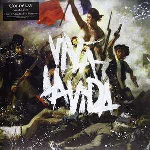Coldplay - Viva la Vida Or Death and All (Vinyl) @AmazonNL