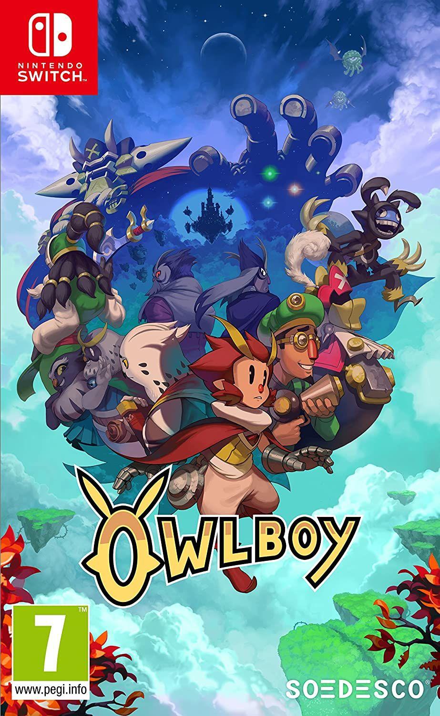 Owlboy voor de Nintendo Switch