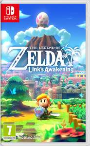 The Legend of Zelda: Link's Awakening- Digitale versie (@Nintendo e-shop)