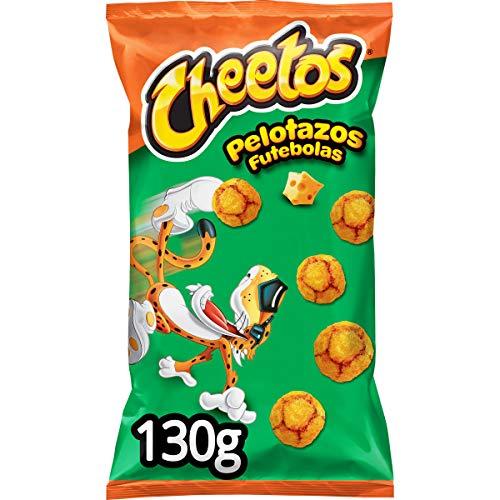 Oldskool Chips Cheetos Pelotazos Futebolas 10x 130gram