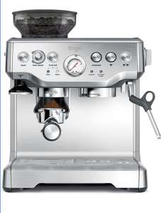 SAGE SES875 the Barista Express, Espresso machine, Brushed Stainless Steel
