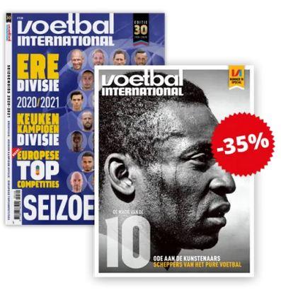 VI webshop: 2x VI specials voor 12,50/15eur. -35%.