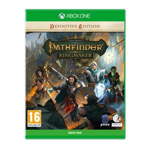 Pathfinder Kingmaker Definitive Edition (Xbox/PS4)