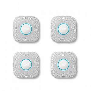 Google Nest Protect 4 pack Batterij