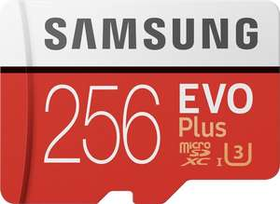 Samsung sd kaart 256 GB 2020 VERSIE