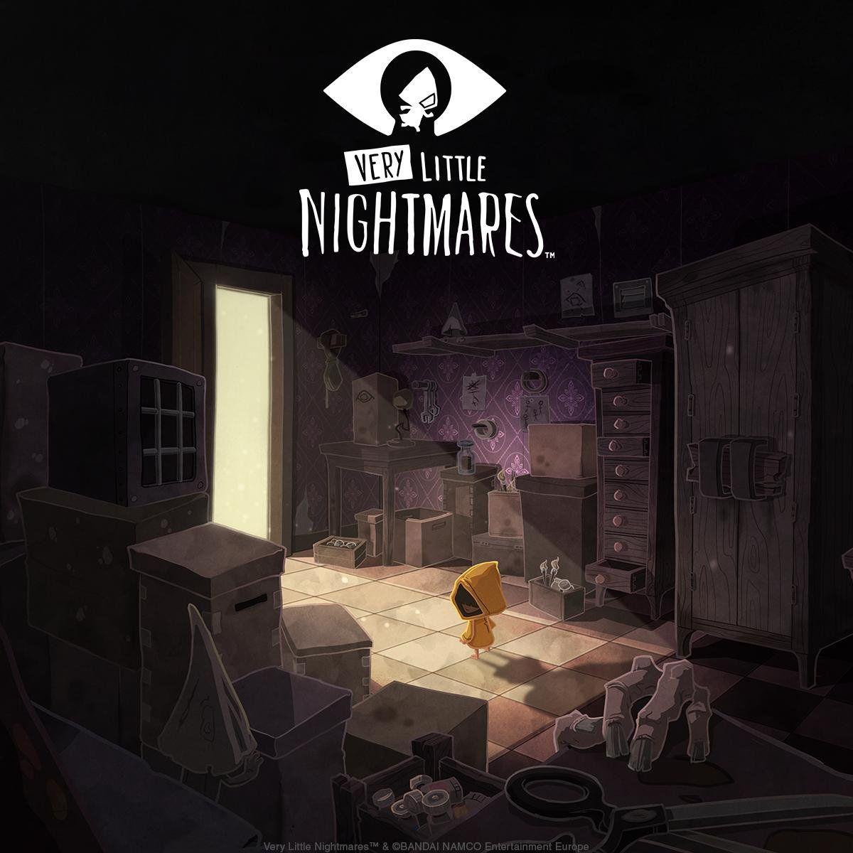 Very Little Nightmares PlayStore
