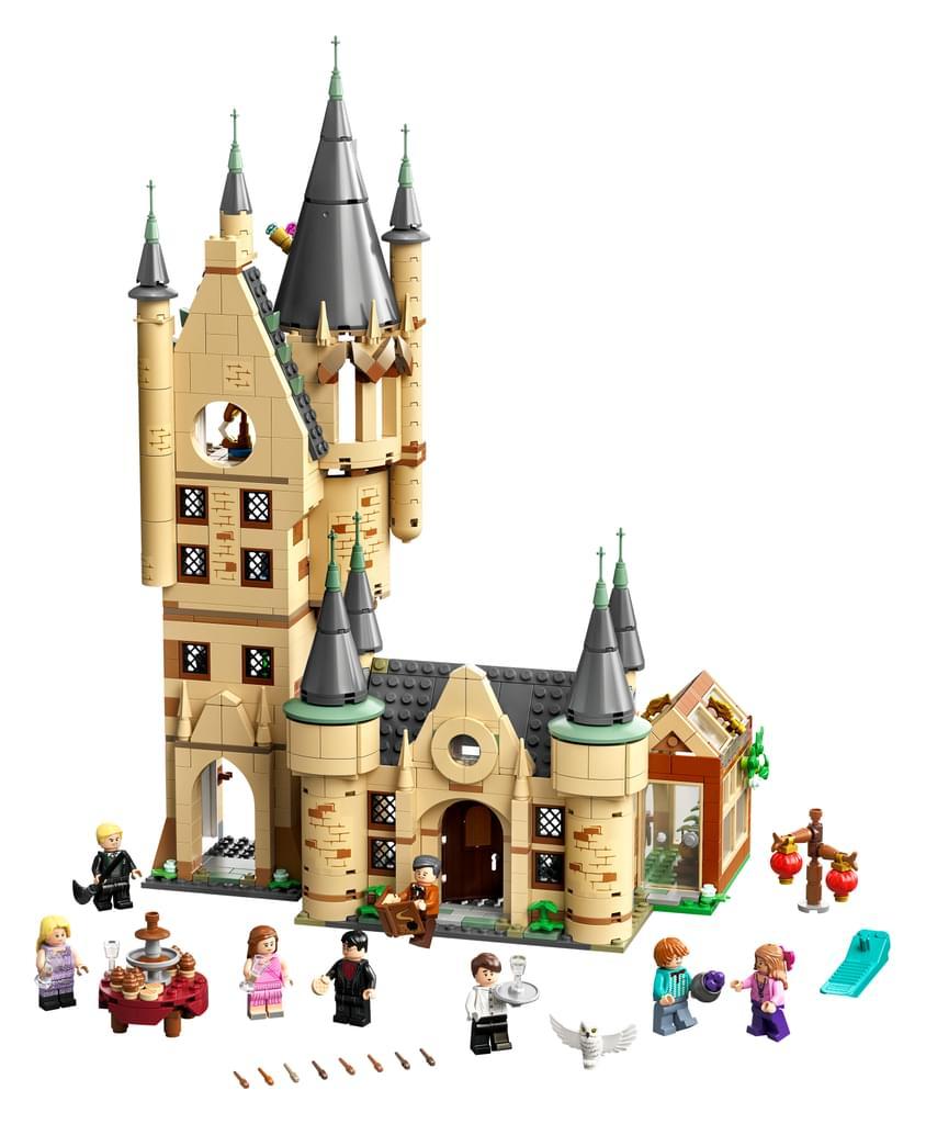 (Grensdeal Duitsland) Lego Hogwarts™ De Astronomietoren (75969)