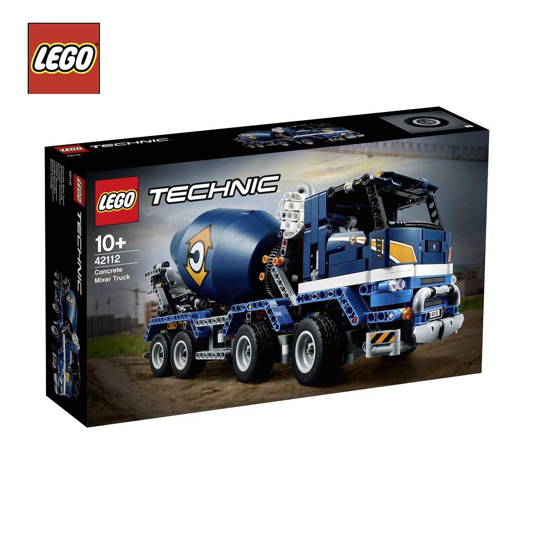 (GRENSDEAL) Lego TechnicBetonmixer (42112)