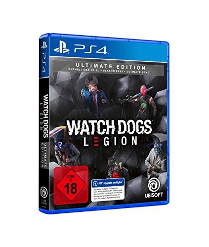 Watch Dogs Legion: Ultimate Edition (PS4/PS5 upgrade) @ Amazon.de