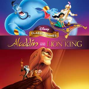PS4 - Disney Classic Games: Aladdin and The Lion King - Playstation Store