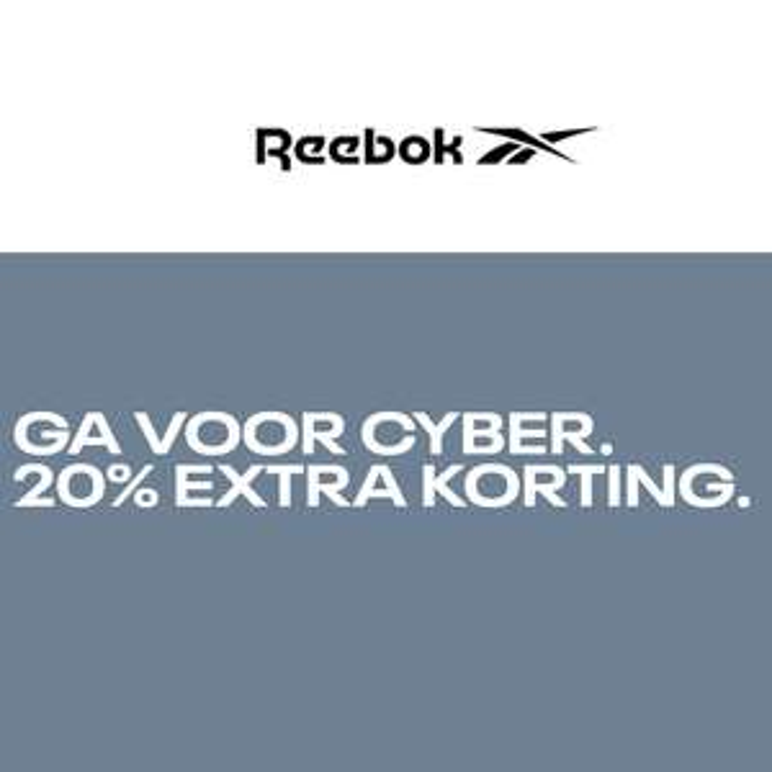 Cyber Monday: SALE + 20% EXTRA @ Reebok