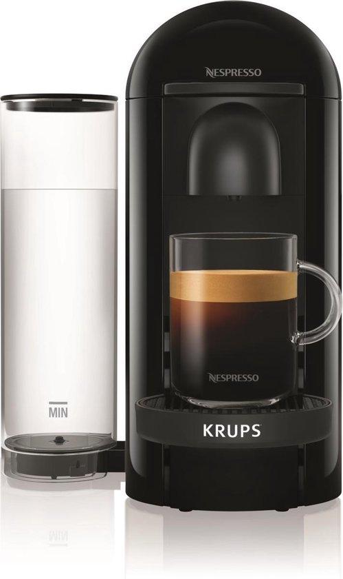 Krups Nespresso Vertuo Plus XN9038 koffiecupmachine