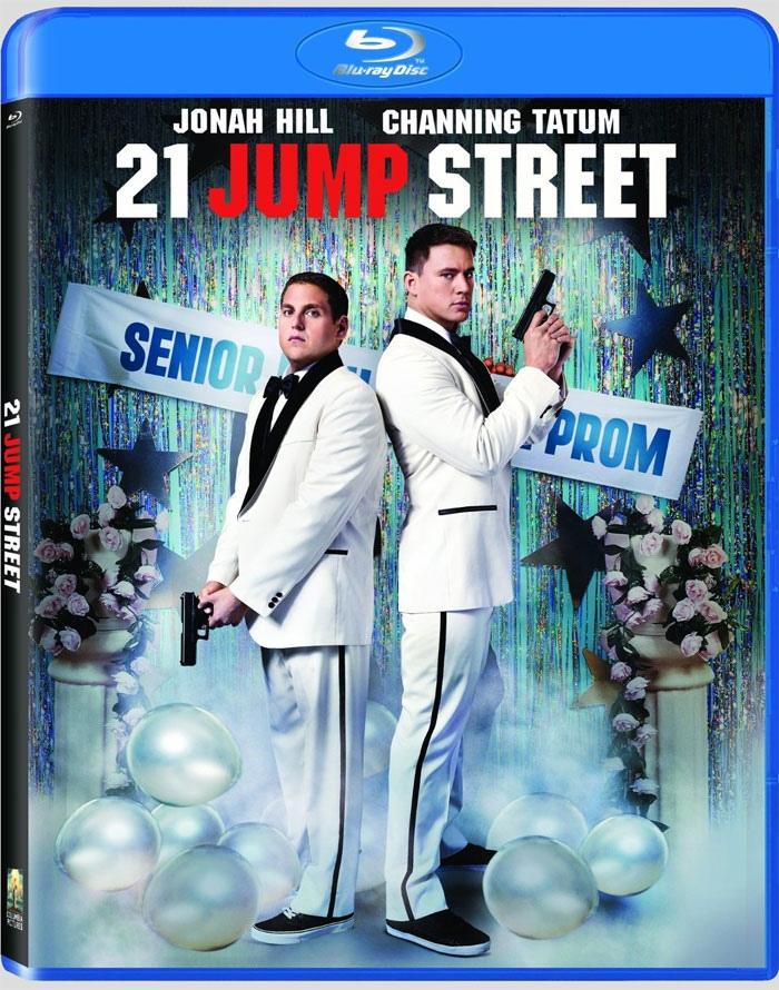 21 Jump Street (Blu-ray + UltraViolet) voor €6,35 @ Zavvi