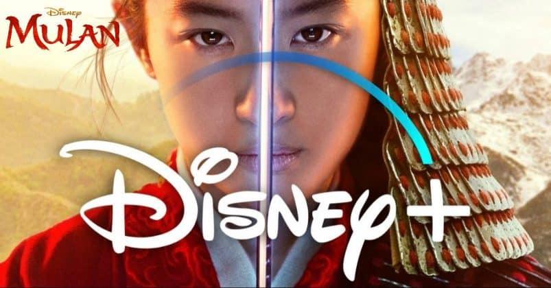 Mulan vanaf 4 december gratis op Disney+ (met abonnement) - dus €21,99 goedkoper!