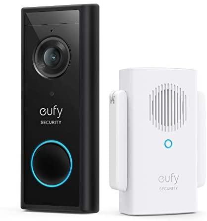 eufy WiFi 1080p deurbel - Nieuwe versie