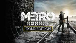 Metro Exodus Gold Edition PlayStation